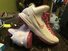 Nike Air KD V 5 Aunt Pearl Premium Shoes Pink DS SZ 17 (598601-100 No Box Free S