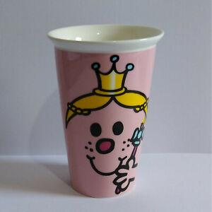 Little Miss Princess Travel Mug Mr Men and Little Miss 2017 Thoip - No Lid