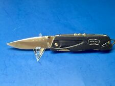 Buck Usa X-Tract Multi Tool 735 Folding Pocket Knife f27