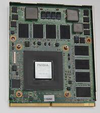 Notebook Grafikkarte GPU VGA Nvidia Mobile Geforce 280M GTX Clevo MXM XMG Sager