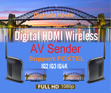 New Digimate HD Digital1080p AV Sender /Receiver Work for Foxtel IQ2 IQ3 IQ4K