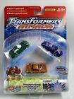 Hasbro Transformers Armada *BACKTRACK, OVAL, & SPIRAL* (SEALED)