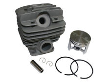 NON GEN STIHL 034 036 MS360  48mm BORE CYLINDER AND PISTON KIT NIKASIL PLATED