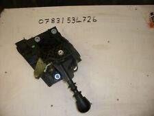 FORD TRANSIT MK7 6 SPEED GEAR LEVER ASSEMBLY WITH KNOB