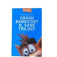 Playstation Official Magazine Complete Guide To Crash Bandicoot N Sane Trilogy