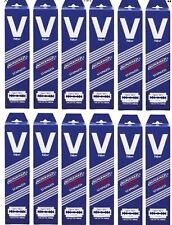 200 SuperMax Super Stainless Double Edge Safety Razor Blades (12 PCS OFFER)🤩🤩