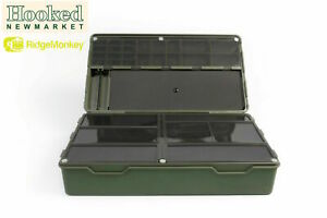 RidgeMonkey Armoury Tackle Box *NEW FOR 2020 - SAME DAY DISPATCH*