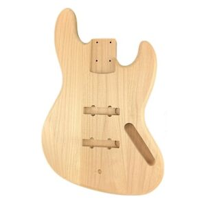 Hosco 5-String JB Body, 3-Piece Alder - TBD-12J5