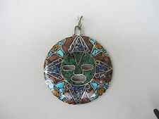 STERLING SILVER .925 TAXCO STERLING SILVER BEAUTIFUL VINTAGE PENDANT