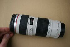 Canon 70-200 f4 L USM lens only no hood