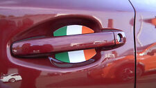 IRISH FLAG AUTO ACCESSORY CAR DOOR HANDLE SCRATCH COVER GUARD PROTECTOR FIT ALL