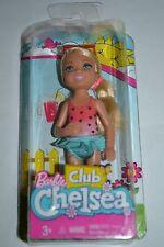 2017 NEW BARBIE / CHELSEA CLUB CHELSEA BLONDE HAIR BLUE EYES DWJ34