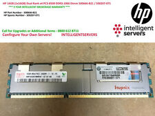 HP 16GB Quad Rank x4 PC3-8500 (DDR3-1066) Registered CAS-7 Memory 500666-B21