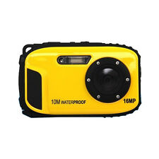 16MP underwater digital camera, 30ft waterproof, dustproof, freezeproof C4Q5
