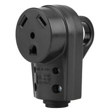 For RV 30 Amp Female Connector Plug Electrical Receptacle Plug GLB SS