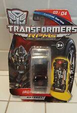 Transformers RPMS Ironhide Autobot Hasbro 2007 Neuf