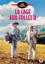 LA CAGE AUX FOLLES 2 - DVD - REGION 2 UK