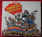 Marcel et son orchestre, youpii grouvii heavii crazii sexii show, 2CD digipack