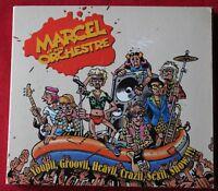 Marcel et son orchestre, youpii grouvii heavii crazii sexii show, 2CD digipack