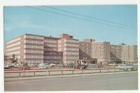 Canada, The University Hospital, Edmonton Old Postcard, A823