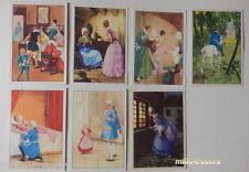 La BELLE au BOIS DORMANT Images VICTORIA BISCUITS - CHOCOLAT - CONFISERIES Lot 1