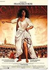 Carmen-Francesco Rosi Film-Movie Poster Art Advertising Modern Postcard-France