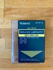 Roland SN-R8-02 Jazz Brush tarjeta de expansión para máquinas de tambor R8