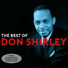 The Best of Don Shirley 2 CD Virtuoso Pianist Inspired Green Book