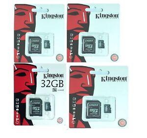 16GB 32GB Kingston 80MB/S Micro Sd SDHC Uhs-I Class10 Tf Speicherkarte