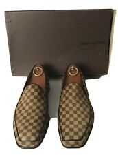 Louis Vuitton Pony Skin Loafers