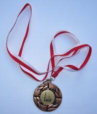 22. Rahlstedter Wandselauf Hamburg 2007 Medaille am Band NEU (A57v)
