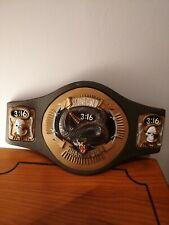 Stone Cold Steve Austin WWF Belt