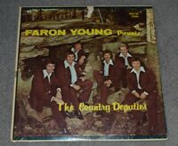 Faron Young Presents The Country Deputies~1972 Country / Folk~FAST SHIPPING!