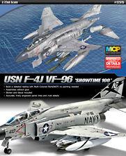 "ACADEMY 1/72nd SCALE USN F-4J PHANTOM ""SHOWTIME 100"" MODEL KIT # 12515"
