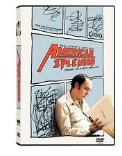American Splendor Dvd Paul Giamatti 2004 Movie