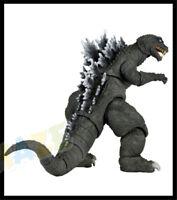 "Godzilla 2001 Movie Classic 6"" Film Action Figure Head-Tail 12"" Model No Box"