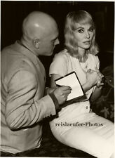 ORIG. photo, Diane Cilento et John Hollis, 1963