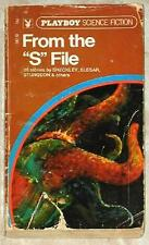 PLAYBOY SCIENCE FICTION ~ VINTAGE PB ~ 16 TOMES BY STURGEON, SHECKLEY & OTHERS