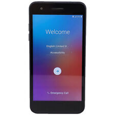 LG Phoenix 4 LM-X210 AT&T 4G GSM Android 16GB Works Smartphone Fully Functional