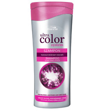Joanna Ultra Color System Pink Shade Shampoo for Blond Hair 200ml