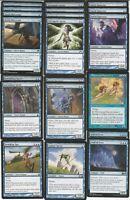 Fiesty Faerie Blue Custom Deck -Full 60 Card Deck-MTG Magic the Gathering RTP