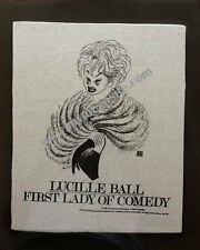 LUCILLE BALL - FIRST LADY OF COMEDY - T-SHIRT