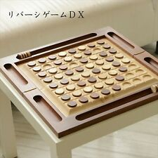 Hand made Aaa Grade Wooden Othello Reversi Board game Made in Japan New
