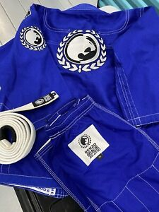 Renzo Gracie Original Kids Gi  Sz CO  White Belt