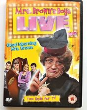 Mrs Brown's Boys Live Tour: Good Morning Mrs brown - Watched once