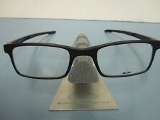 OAKLEY mens RX eyeglass frame MILESTONE 2.0 black OX8047-0150 NEW w/Oakley case