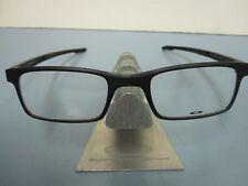 OAKLEY mens RX eyeglass frame MILESTONE 2.0 black OX8047-0150 NEW w/Oakley case