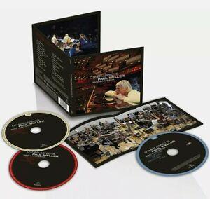 "PAUL WELLER "" OTHER ASPECTS LIVE ALBERT HALL 3 DISC CD/DVD SET "" NEW & SEALED"