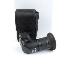 Nikon DR-6 Right Angle Viewfinder with Soft Case #MAP-USEDRC