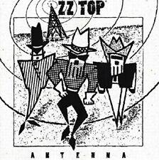 ZZ Top Antenna CD NEW SEALED 2017